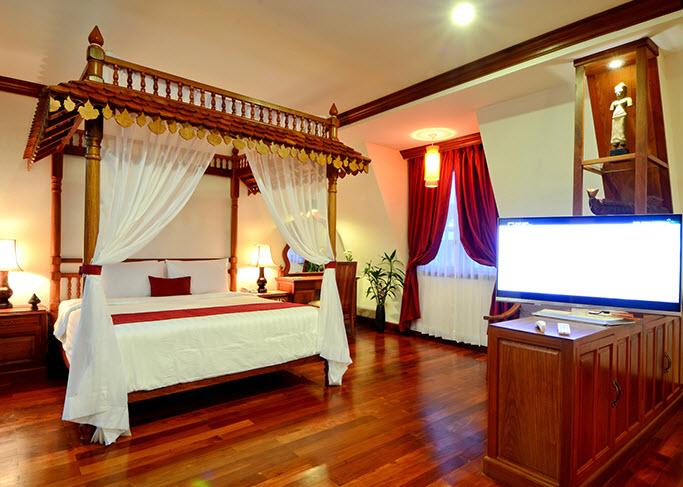 Royal Crown hôtel & spa 3