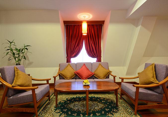Royal Crown hôtel & spa 4