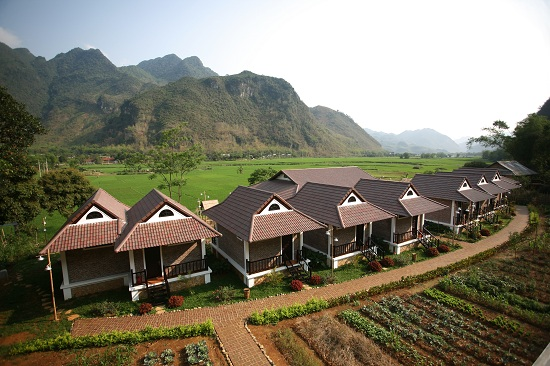 Solbungalows 1