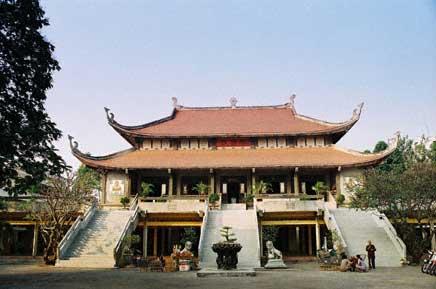 Vinh Nghiêm pagoda