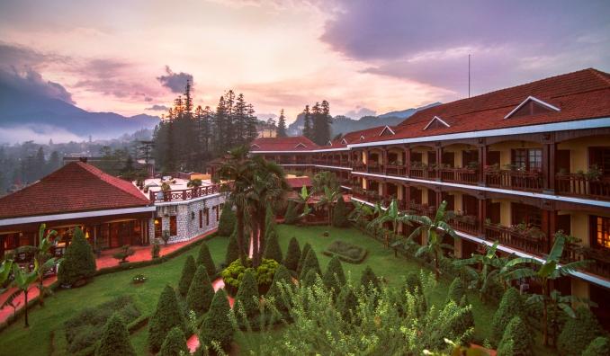 Victoria Hotels & resorts 4